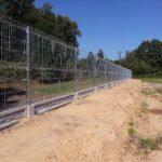 panel ogrodzeniowy Euro Płot